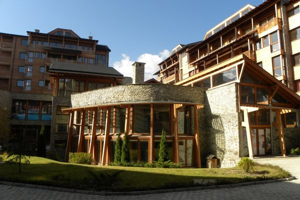 Saint Ivan Ski Apartments - фото 23