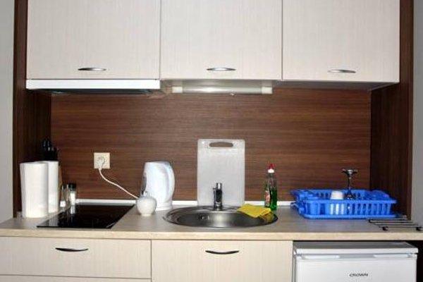 Menada Tarsis Apartments (Менада Тарсис Апартменс) - фото 10