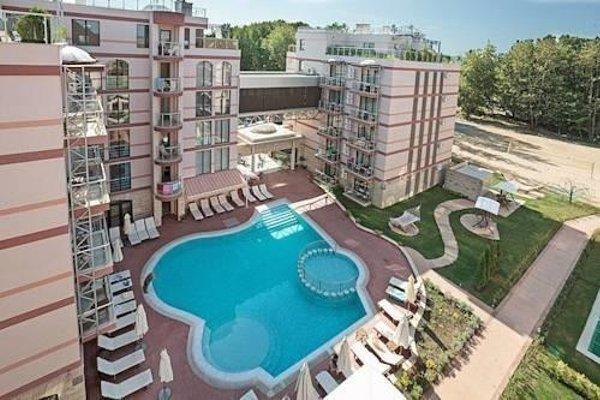 Menada Tarsis Apartments (Менада Тарсис Апартменс) - фото 11