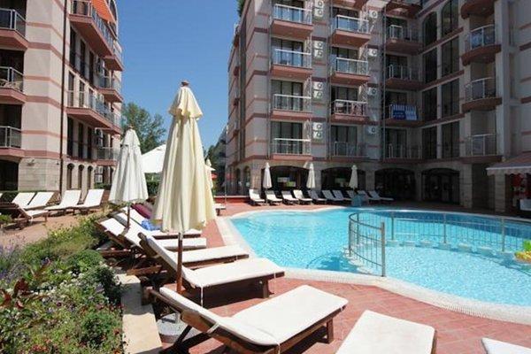 Menada Tarsis Apartments (Менада Тарсис Апартменс) - фото 5