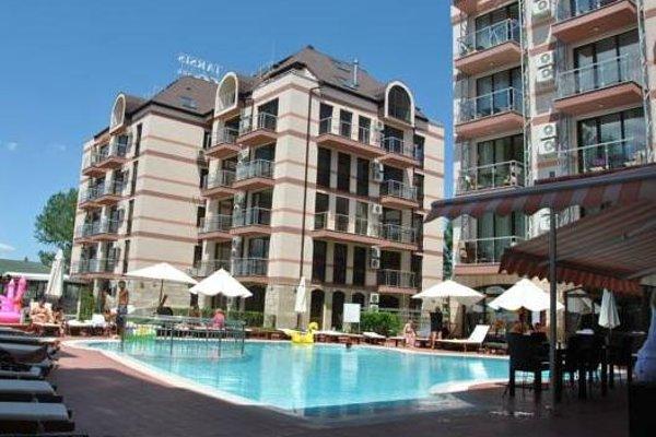 Menada Tarsis Apartments (Менада Тарсис Апартменс) - фото 8