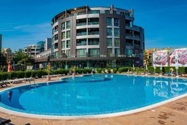 Menada Sunny Beach Plaza Apartments - фото 31