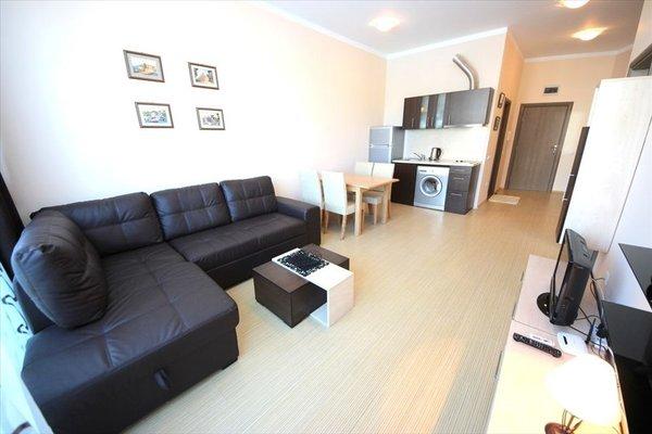 Menada Sunny Beach Plaza Apartments - фото 18