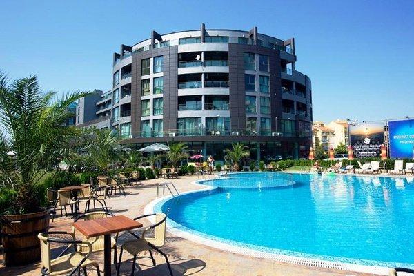 Menada Sunny Beach Plaza Apartments - фото 21