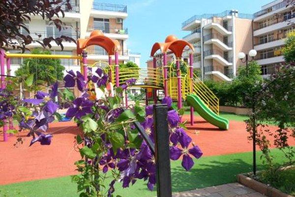 Grand Kamelia Apartments (Апартаменти Гранд Камелия) - 12