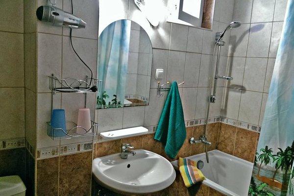 Aquarelle Hotel - фото 11