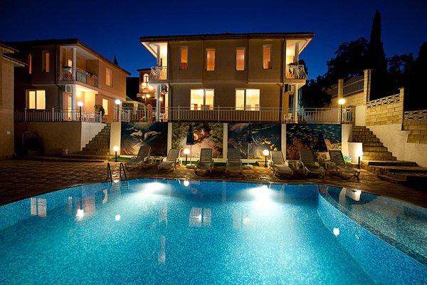 Aquarelle Hotel - фото 20
