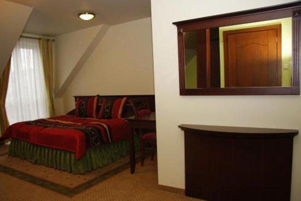 Hotel Magnat - 11