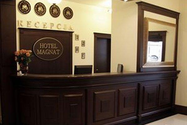 Hotel Magnat - 19