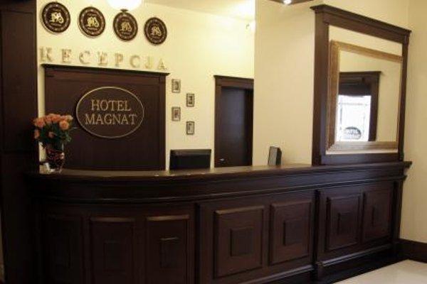 Hotel Magnat - 20