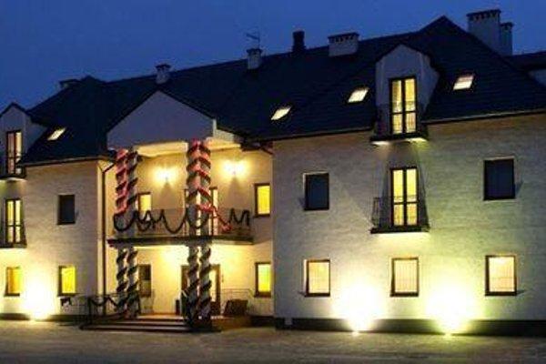 Hotel Magnat - 23