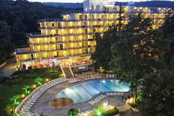 Парк-отель Перла (Park Hotel Perla) - фото 22