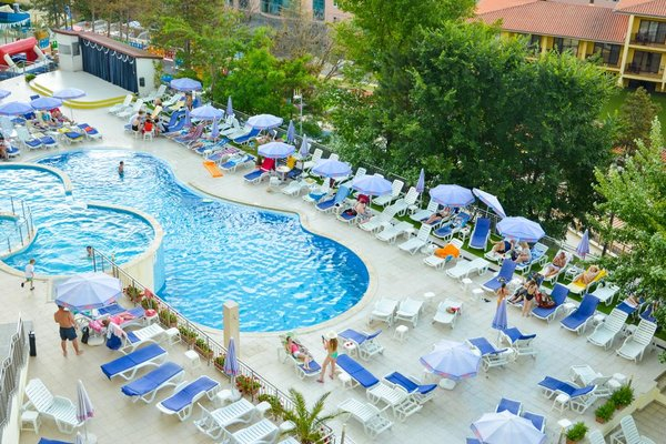 Parkhotel Golden Beach - Все включено - фото 18