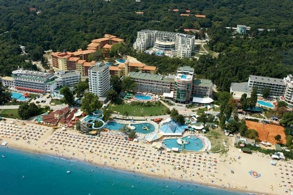 Parkhotel Golden Beach - Все включено - фото 22