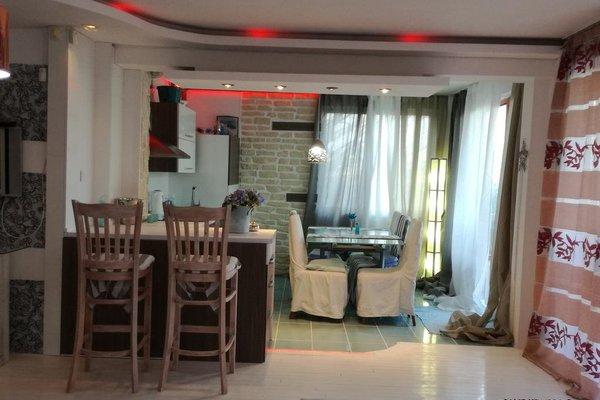 Guest Rooms Villa Sapphire - фото 9