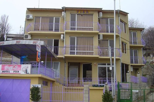 Family Hotel Pier (Семеен Хотел Пиер) - фото 22