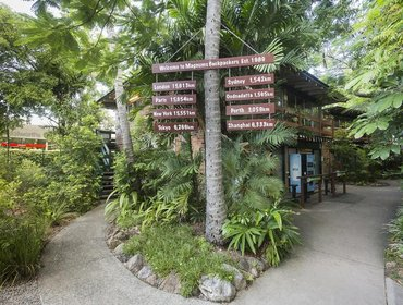 Хостел Airlie Beach Magnums
