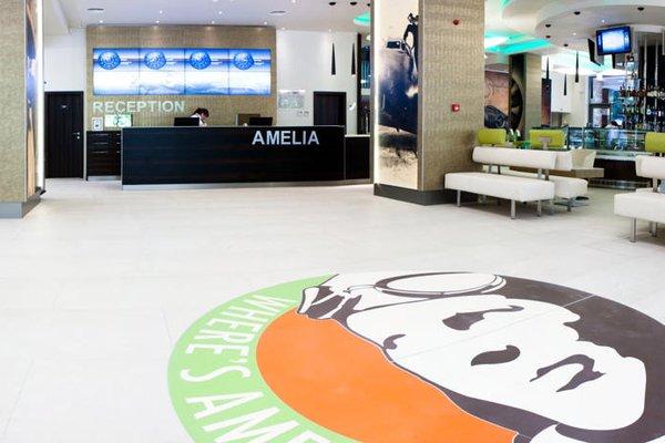 Отель Амелия - фото 10