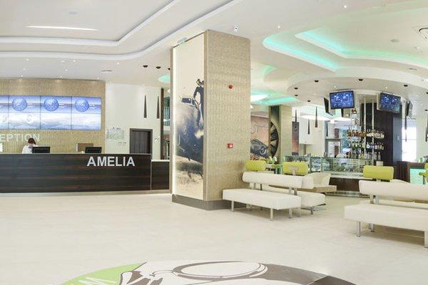 Отель Амелия - фото 16