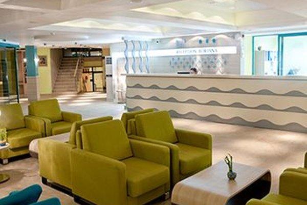 Отель Боряна - фото 5