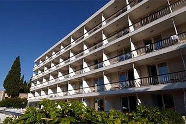 Отель Компас - фото 21