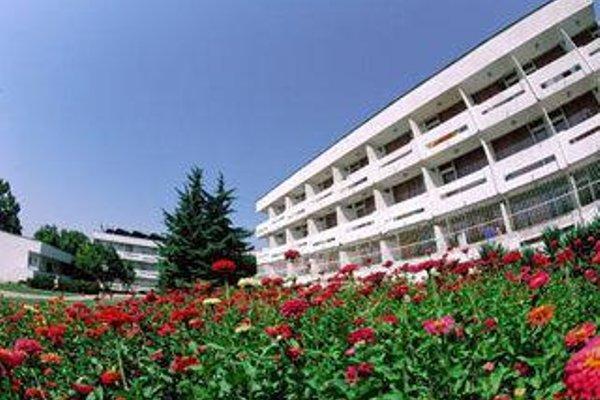 Отель Компас - фото 22