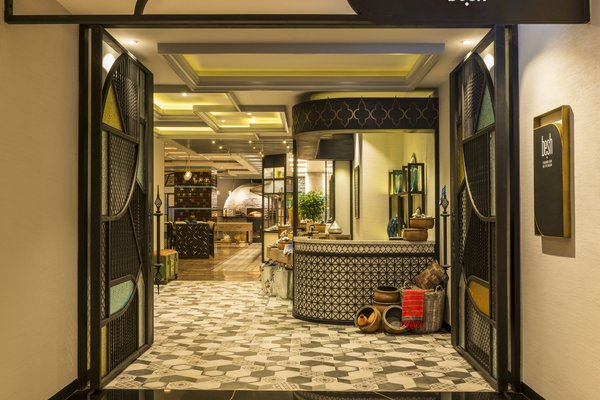 Sheraton Dubai Mall Of The Emirates Hotel - фото 13