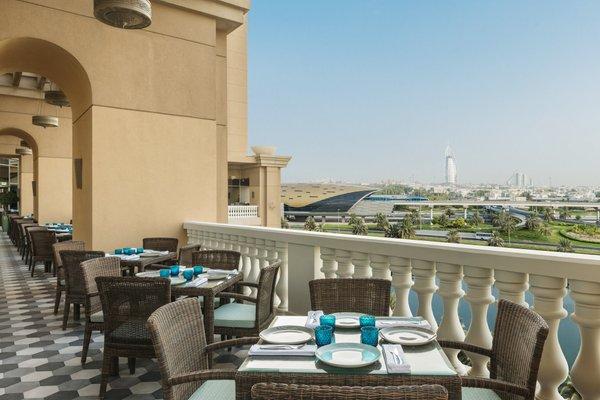 Sheraton Dubai Mall Of The Emirates Hotel - фото 19