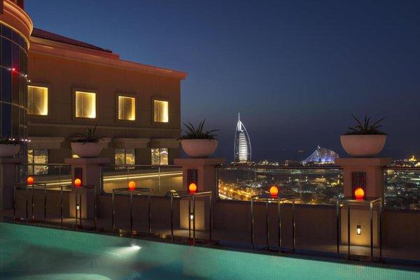 Sheraton Dubai Mall Of The Emirates Hotel - фото 21