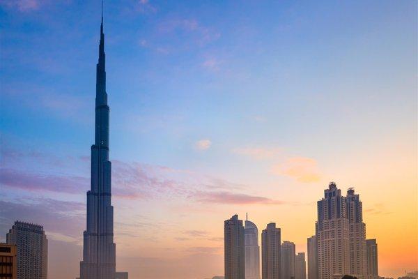 Sheraton Dubai Mall Of The Emirates Hotel - фото 23