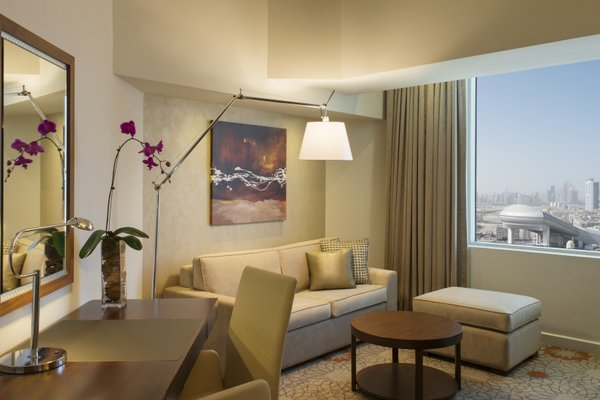 Sheraton Dubai Mall Of The Emirates Hotel - фото 4