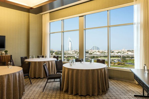 Sheraton Dubai Mall Of The Emirates Hotel - фото 9
