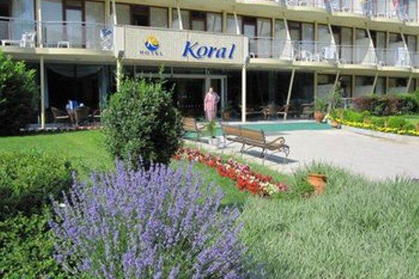 Hotel Koral - фото 20