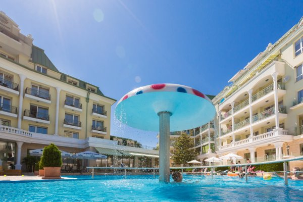 Romance Splendid and SPA Hotel - фото 22