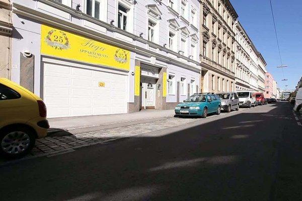 Fleger Appartements - фото 21