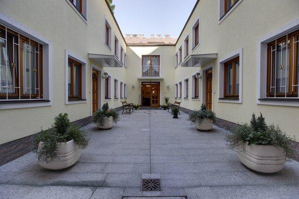 Fleger Appartements - фото 23