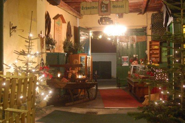 Hotel Schneider-Gossl - фото 12