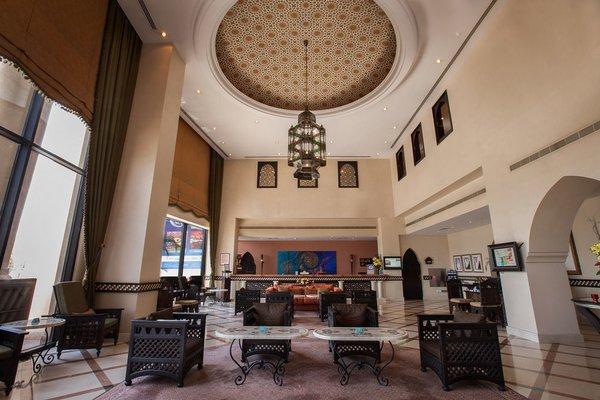 Mercure Grand Hotel Seef / All Suites - фото 13