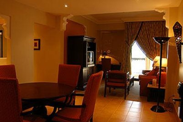 Mercure Grand Hotel Seef / All Suites - фото 15