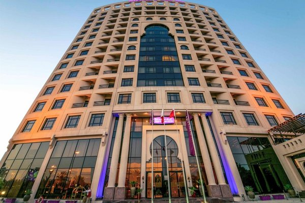 Mercure Grand Hotel Seef / All Suites - фото 23