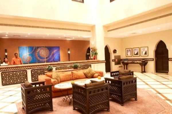 Mercure Grand Hotel Seef / All Suites - фото 3