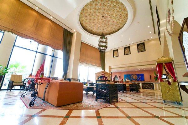 Mercure Grand Hotel Seef / All Suites - фото 6