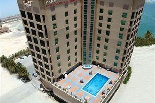 Pars International Hotel - фото 22