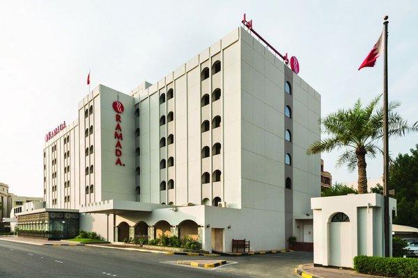 Ramada Hotel Bahrain - фото 22