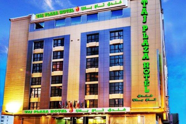 Taj Plaza Hotel - фото 22
