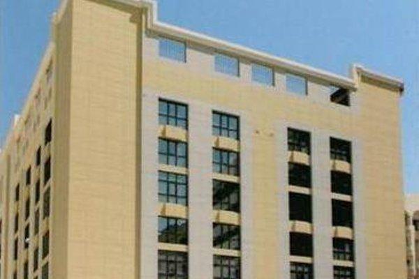 Taj Plaza Hotel - фото 23