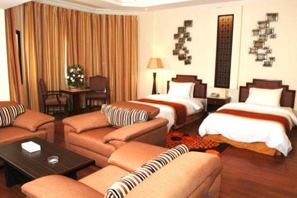 Bahrain Carlton Hotel - фото 50
