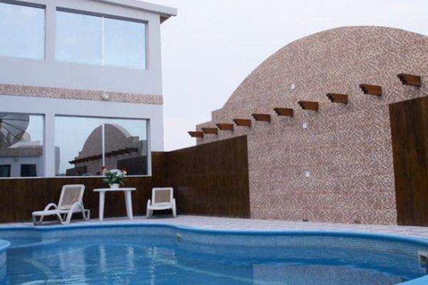 Bahrain Carlton Hotel - фото 20