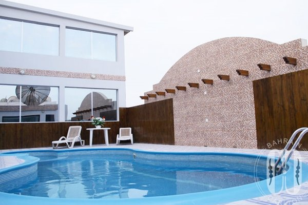 Bahrain Carlton Hotel - фото 21