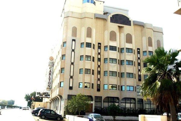 Bahrain Carlton Hotel - фото 22